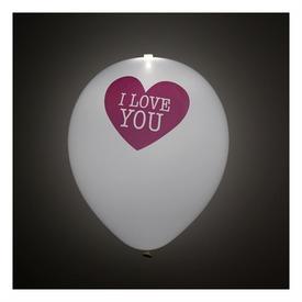 I Love You LED lufi 3 darabos készlet