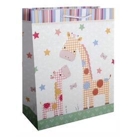 Papírtasak zsiráfok 23x18cm  Itt egy ajánlat található, a bővebben gombra kattintva, további információkat talál a termékről.
