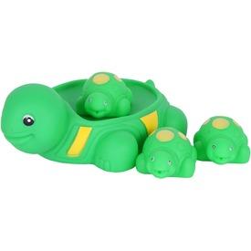 Teknős család fürdőjáték