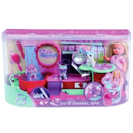 Steffi Love Évi baba kisállatokkal Itt egy ajánlat található, a bővebben gombra kattintva, további információkat talál a termékről.