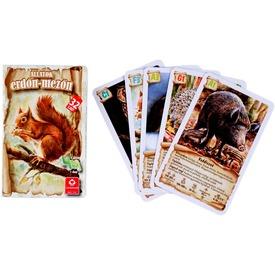 Állatok erdőn-mezőn 4 az 1-ben kártyajáték Itt egy ajánlat található, a bővebben gombra kattintva, további információkat talál a termékről.