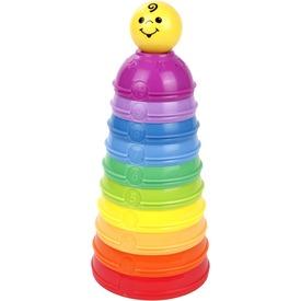 Fisher-Price 10 darabos színes csészepiramis Itt egy ajánlat található, a bővebben gombra kattintva, további információkat talál a termékről.