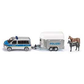 Siku: Lószállító rendőrautó 1:55 - 2310 Itt egy ajánlat található, a bővebben gombra kattintva, további információkat talál a termékről.