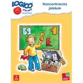 Logico Primo Koncentrációs játék Itt egy ajánlat található, a bővebben gombra kattintva, további információkat talál a termékről.