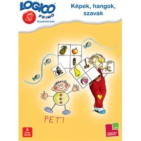 Logico Primo: Képek hangok szavak Itt egy ajánlat található, a bővebben gombra kattintva, további információkat talál a termékről.