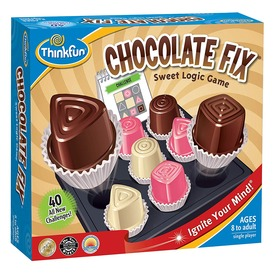 Chocolate Fix ínycsiklandó logikai játék Itt egy ajánlat található, a bővebben gombra kattintva, további információkat talál a termékről.