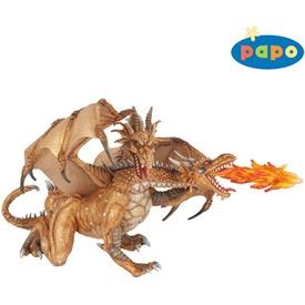 Papo arany kétfejű sárkány 38938
