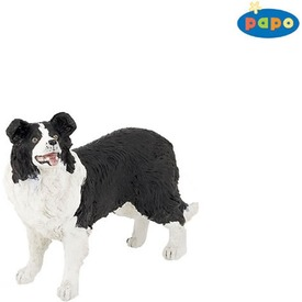 Papo Border Collie kutya 54008