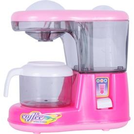 Elektromos kávéfőző - rózsaszín
