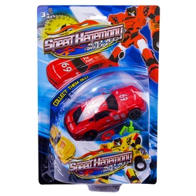 Speed Hegemony átalakuló autó - 15 cm, többféle Itt egy ajánlat található, a bővebben gombra kattintva, további információkat talál a termékről.