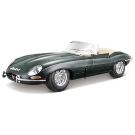 Bburago Jaguar E Cabrio 1961 1:18