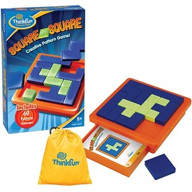 ThinkFun: Square by Square társasjáték