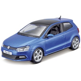 Bburago VW Polo GTI Mark V 1:24
