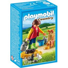 Playmobil Cicacsalád gondozóval 6139