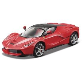 Bburago Ferrari LaFerrari versenyautó 1:43