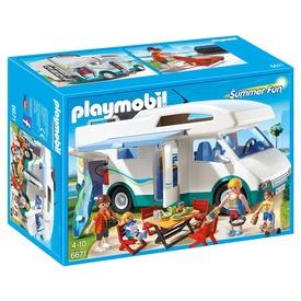Playmobil Nyári lakókocsi készlet 6671