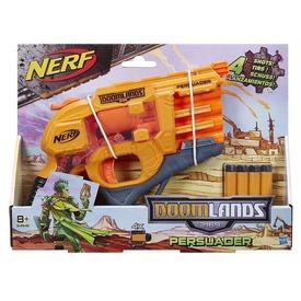 NERF Doomlands Persuader szivacslövő pisztoly Itt egy ajánlat található, a bővebben gombra kattintva, további információkat talál a termékről.