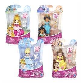 Disney hercegnők mini baba - 8 cm, többféle