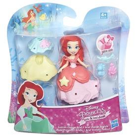 Disney hercegnők mini divatbaba - 8 cm, többféle