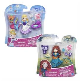 Disney hercegnők kiegészítőkkel - 8 cm, többféle