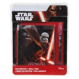 Star Wars: Az ébredő Erő füzet és toll Itt egy ajánlat található, a bővebben gombra kattintva, további információkat talál a termékről.