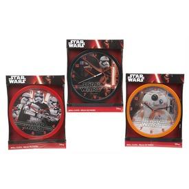 Star Wars: Az ébredő Erő falióra - többféle Itt egy ajánlat található, a bővebben gombra kattintva, további információkat talál a termékről.