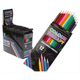 Színterápia stresszoldó színes ceruza 12 darabos készlet Itt egy ajánlat található, a bővebben gombra kattintva, további információkat talál a termékről.