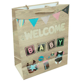 Papírtasak welcome baby   2632