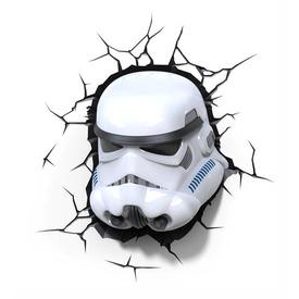 Star Wars: Az ébredő Erő 3D LED fali lámpa - Rohamosztagos Itt egy ajánlat található, a bővebben gombra kattintva, további információkat talál a termékről.