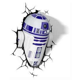 Star Wars: Az ébredő Erő 3D LED fali lámpa - R2-D2 Itt egy ajánlat található, a bővebben gombra kattintva, további információkat talál a termékről.