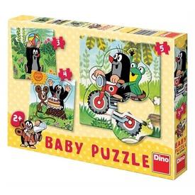 Kisvakond 3 az 1-ben bébi puzzle Itt egy ajánlat található, a bővebben gombra kattintva, további információkat talál a termékről.