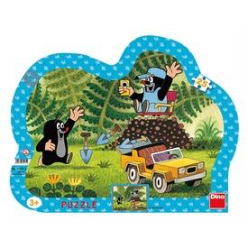 Kisvakond és a sárga autó 25 darabos puzzle Itt egy ajánlat található, a bővebben gombra kattintva, további információkat talál a termékről.