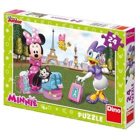 Minnie egér Párizsban 24 darabos puzzle Itt egy ajánlat található, a bővebben gombra kattintva, további információkat talál a termékről.