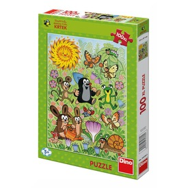 Kisvakond tavasz 100 darabos XL puzzle Itt egy ajánlat található, a bővebben gombra kattintva, további információkat talál a termékről.