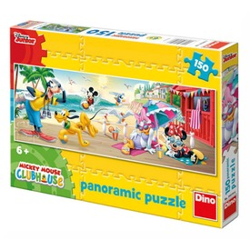 Mikiegér nyári kalandjai 150 darabos panoráma puzzle Itt egy ajánlat található, a bővebben gombra kattintva, további információkat talál a termékről.