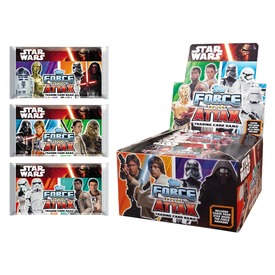 Star Wars Force Attax kezdőcsomag FA