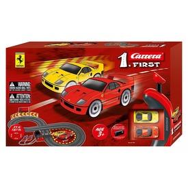 Carrera First Ferrari elemes autópálya - 240 cm