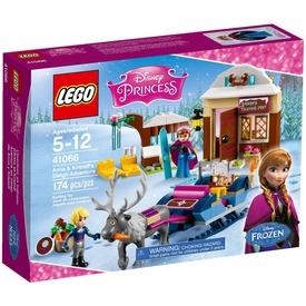 LEGO Disney Princess Anna és Kristoff szánkója 41066 Itt egy ajánlat található, a bővebben gombra kattintva, további információkat talál a termékről.