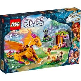 LEGO Elves A Tűzsárkány lávabarlangja 41175 Itt egy ajánlat található, a bővebben gombra kattintva, további információkat talál a termékről.