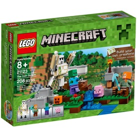 LEGO Minecraft A vasgólem 21123 Itt egy ajánlat található, a bővebben gombra kattintva, további információkat talál a termékről.