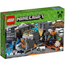 LEGO Minecraft A Végzetportál 21124 Itt egy ajánlat található, a bővebben gombra kattintva, további információkat talál a termékről.