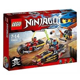 LEGO Ninjago Nindzsa motoros hajsza 70600 Itt egy ajánlat található, a bővebben gombra kattintva, további információkat talál a termékről.