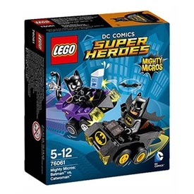 LEGO Super Heroes 76061 Mighty Micros: Batman™ a Macskanő ellen