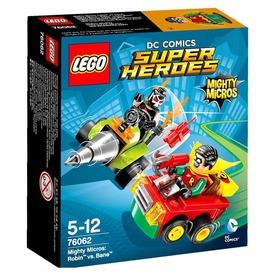 LEGO Super Heroes 76062 Mighty Micros: Robin Bane ellen Itt egy ajánlat található, a bővebben gombra kattintva, további információkat talál a termékről.