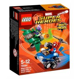LEGO Super Heroes 76064 Mighty Micros: Pókember a Zöld Manó ellen Itt egy ajánlat található, a bővebben gombra kattintva, további információkat talál a termékről.