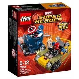 LEGO Super Heroes 76065 Mighty Micros: Amerika Kapitány Vörös Koponya ellen Itt egy ajánlat található, a bővebben gombra kattintva, további információkat talál a termékről.