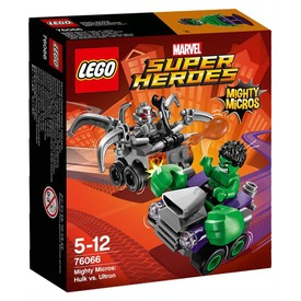 LEGO Super Heroes 76066 Mighty Micros: Hulk Ultron ellen