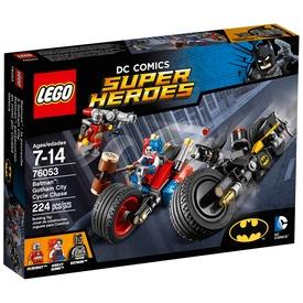 LEGO® Super Heroes Batman: Motoros üldözés Gotham Cityben 76053 Itt egy ajánlat található, a bővebben gombra kattintva, további információkat talál a termékről.