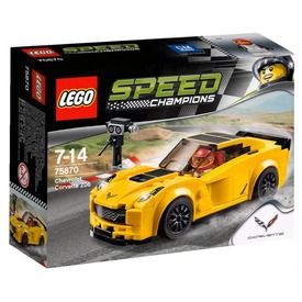 LEGO Speed Champions 75870 Chevrolet Corvette Z06