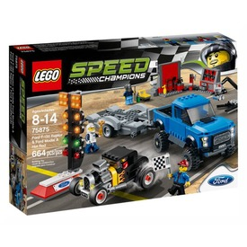 LEGO Speed Champions 75875 Ford F-150 Raptor és Ford Model A Hot Rod